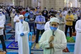 الأوقاف بغزة: حريصون على إقامة الصلاة في المساجد خلال رمضان