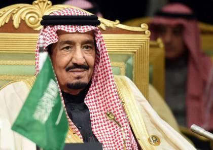 الملك سلمان للرئيس: فلسطين قضيتنا وقضية العرب والمسلمين ونحن معكم