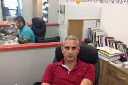 الاحتلال يسحب اعتماد مراسل الجزيرة بزعم انه ناشط بالمقاومة