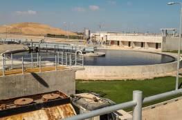 بلدية خان يونس تستأنف ضخ مياه الصرف الصحي لمحطة المعالجة المركزية
