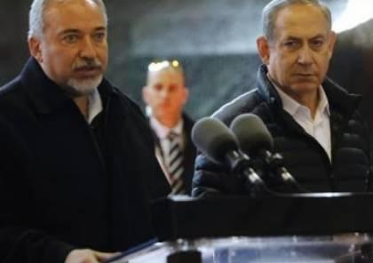 ليبرمان يوافق على خطة للإطاحة بنتنياهو دون انتخابات رابعة