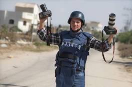 """مصور صحفي من غزة يفوز بجائزة """"بايو"""" الفرنسية"""