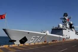 الصين تتخطى الولايات المتحدة كأكبر قوة بحرية في العالم