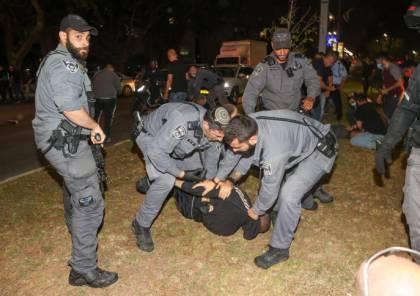 صور: إصابات واعتقالات خلال مواجهات مع الاحتلال في القدس ويافا