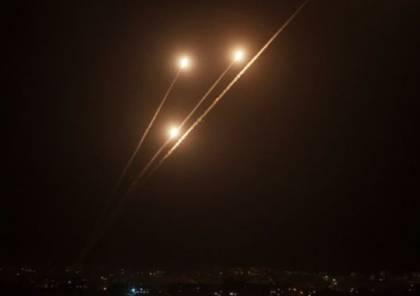 مجددا اطلاق صواريخ من غزة باتجاه الغلاف.. وسرايا القدس توضح السبب!!