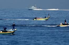 غزة: الشرطة البحرية تُغلق البحر أمام الصيادين