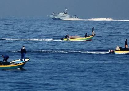 إسرائيل تقرر تقليص مساحة الصيد في غزة