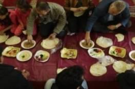 توزيع 600 ألف وجبة إفطار بغزة بدعم إيراني