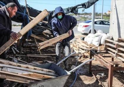 خسائر قطاع العمال في غزة والضفة فاقت 230 مليون دولار بسبب كورونا