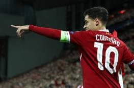ليفربول يحدد ثمن كوتينيو وينتظر برشلونة في يناير