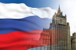 روسيا تؤكد على اهمية تسوية القضية الفلسطينية على اساس حل الدولتين