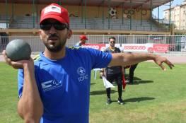 اللجنة البارالمبية الفلسطينية تنظم ملتقى ألعاب القوى لذوى الإعاقة