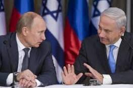 """""""نتنياهو لـ بوتين: """"سأعود لرئاسة الوزراء قريبا جداً"""""""