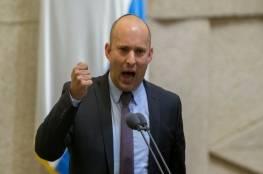 بينيت لغانتس: كيف تطلب احتلال غزة وأنت ارتجفت من إدخال الجنود لأطرافها؟