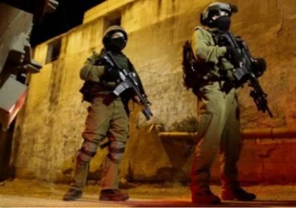 قلقيلية: اعتقال 5 شبان وإصابة شاب برصاص الاحتلال