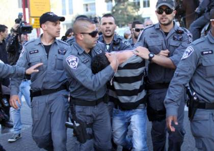 الاحتلال يعتقل شابين من القدس