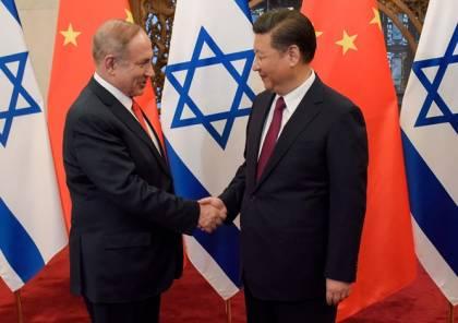 دعوة إسرائيلية لإشراك الصين في حل مسألة غزة