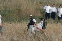 إصابة مواطن في اعتداء للمستوطنين عليه ببلدة الخضر