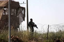 ضابط أمن اسرائيلي يستهدف شابا فلسطينيا وجيش الاحتلال يختلق الأكاذيب