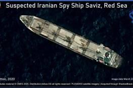 تعرض سفينة تابعة للحرس الثوري الإيراني لهجوم في البحر الأحمر