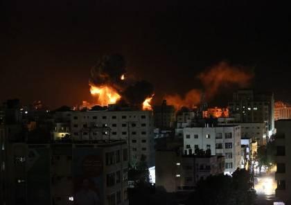 رغم الحديث عن تهدئة.. جيش الاحتلال: الغارات على غزة مرحلة أولى لعملية واسعة النطاق