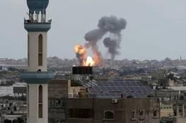 غارات اسرائيلية على غزة... ورشقات صاروخية باتجاه الغلاف وسرايا القدس تعلن مسؤوليتها