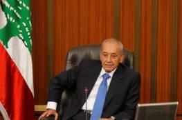 بري: عندما نتوحد كعرب ومسلمين ومسيحيين سنستعيد فلسطين