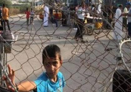 """السلطة الفلسطينية تدين سياسة """"التهجير"""" الإسرائيلية ضد قطاع غزة"""