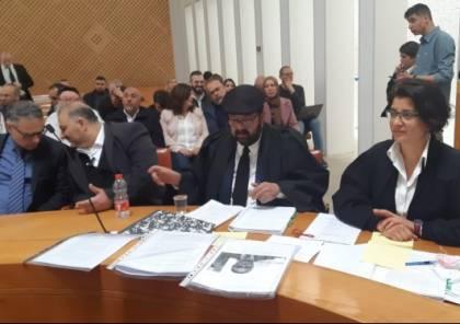 استئناف تحالف الموحدة والتجمع على الشطب: قرار العليا الاسرائيلية الأحد