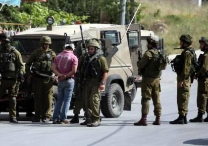 الاحتلال يشن حملة اعتقالات ومداهمات واسعة في مدن الضفة