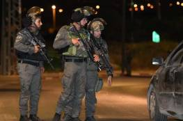 الاحتلال يعتقل شابا من قرية عنزة جنوب جنين