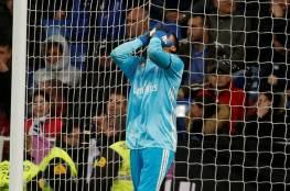 ريال مدريد لا يثق بقدرات نافاس