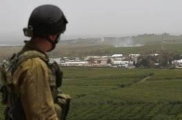 الجيش الاسرائيلي يقصف سيارة في ريف القنيطرة بسوريا