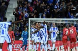 فيديو.. ريال مدريد يفشل في الفوز على ليجانيس في الليغا
