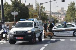 الشرطة الإسرائيلية تعتقل شابا من جنين في أراضي الـ48