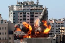 جنرال إسرائيلي يعترف: تدمير برج الجلاء خلال معركة سيف القدس كان خطأ فادحا