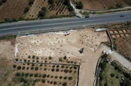 """""""السياحة والآثار"""" تدين تدمير الاحتلال المقابر الأثرية في بيت لحم"""