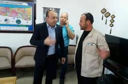 """""""فتح"""": سيتم حل اشكالية سلطة البيئة والاراضي بالحوار السليم"""