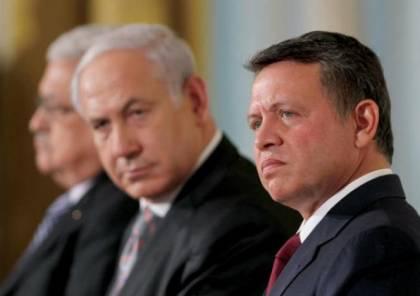 نتنياهو يوافق على طلب الأردن الحصول على إمدادات ماء إضافية