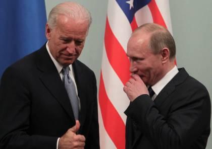 البيت الأبيض: محادثات رفيعة المستوى ومستمرة بشأن عقد قمة محتملة بين بايدن وبوتين