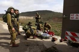 إصابة جنديين إسرائيليين جنوب رهط