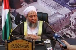 وفاة الشيخ ياسين الاسطل رئيس المجلس العلمي للدعوة السلفية بغزة