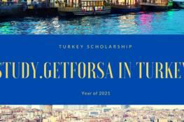 رابط التسجيل في المنحة التركية 2021