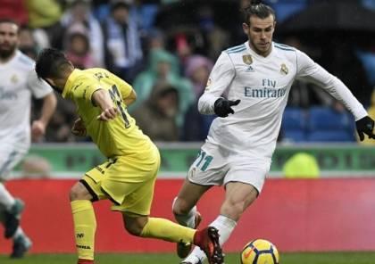 ريال مدريد ينزلق نحو الهاوية بتلقيه الهزيمة أمام فياريال