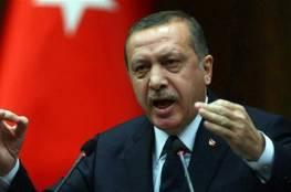 أردوغان يتوعد بعملية عسكرية جديدة  داخل الاراضي السورية لمكافحة الارهاب