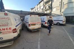 الناصرة: اصابة 16 شخصًا جرّاء حادث طرق بين 9 سيارات