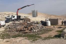الاحتلال يهدم ويصادر 89 مبنى خلال أسبوعين