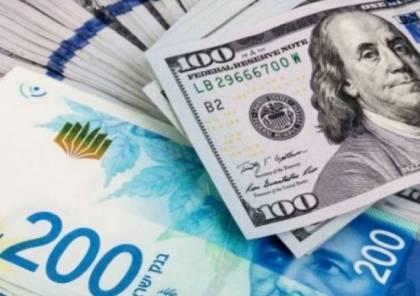 اسعار العملات: ارتفاع طفيف في سعر الدولار
