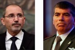 الكشف عن لقاء سري ثانٍ بين وزير الخارجية الاسرائيلي ونظيره الاردني
