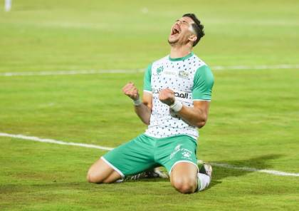 المصري يحدد سعر بيع اللاعب الفلسطيني محمود وادي